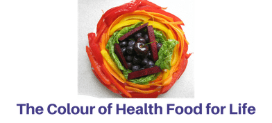 The Colour of Health Food For Life